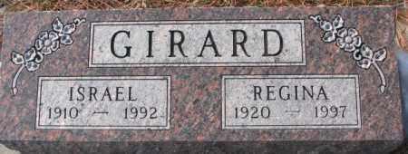 GIRARD, ISRAEL - Clay County, South Dakota | ISRAEL GIRARD - South Dakota Gravestone Photos