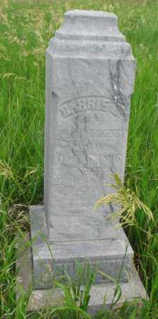 GOODBURN, CARRIE O. - Clay County, South Dakota   CARRIE O. GOODBURN - South Dakota Gravestone Photos