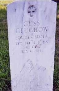 GRUCHOW, GUSS - Clay County, South Dakota | GUSS GRUCHOW - South Dakota Gravestone Photos