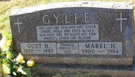GYLFE, MABEL H. - Clay County, South Dakota | MABEL H. GYLFE - South Dakota Gravestone Photos
