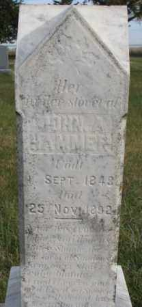 HAMMER, JOHN A. - Clay County, South Dakota | JOHN A. HAMMER - South Dakota Gravestone Photos