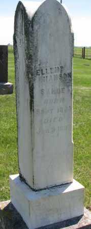 HANSON, ELLEND - Clay County, South Dakota | ELLEND HANSON - South Dakota Gravestone Photos