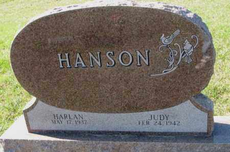 HANSON, HARLAN - Clay County, South Dakota | HARLAN HANSON - South Dakota Gravestone Photos