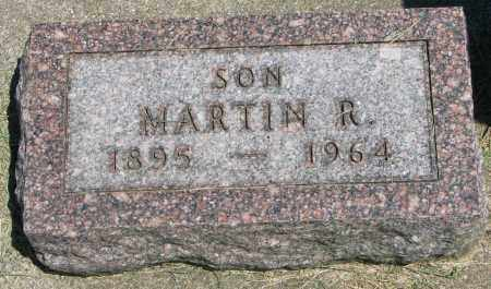 HANSON, MARTIN R. - Clay County, South Dakota | MARTIN R. HANSON - South Dakota Gravestone Photos
