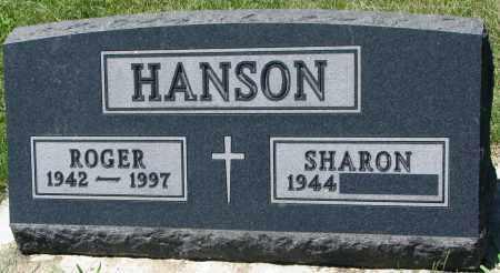 HANSON, ROGER - Clay County, South Dakota | ROGER HANSON - South Dakota Gravestone Photos