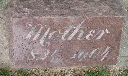 HARRIS, MOTHER - Clay County, South Dakota | MOTHER HARRIS - South Dakota Gravestone Photos