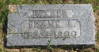 HEDLIN, FRANK L. (2 OF 2) - Clay County, South Dakota | FRANK L. (2 OF 2) HEDLIN - South Dakota Gravestone Photos