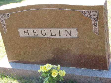 HEGLIN, FAMILY STONE - Clay County, South Dakota   FAMILY STONE HEGLIN - South Dakota Gravestone Photos