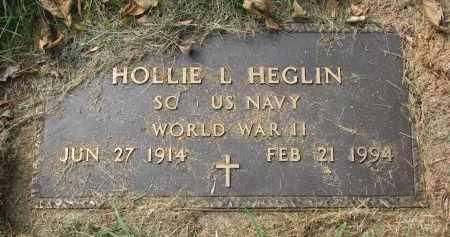 HEGLIN, HOLLIE L. (WW II) - Clay County, South Dakota | HOLLIE L. (WW II) HEGLIN - South Dakota Gravestone Photos