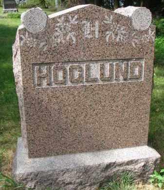 HOGLUND, FAMILY STONE - Clay County, South Dakota | FAMILY STONE HOGLUND - South Dakota Gravestone Photos