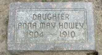 HOWEY, ANNA MAY - Clay County, South Dakota | ANNA MAY HOWEY - South Dakota Gravestone Photos