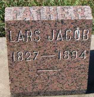 JACOB, LARS - Clay County, South Dakota | LARS JACOB - South Dakota Gravestone Photos