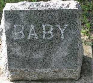 JACOBSON, BABY - Clay County, South Dakota   BABY JACOBSON - South Dakota Gravestone Photos