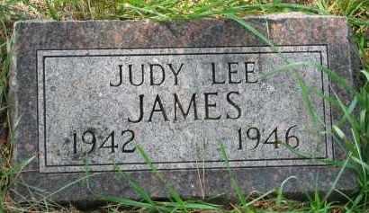 JAMES, JUDY LEE - Clay County, South Dakota | JUDY LEE JAMES - South Dakota Gravestone Photos
