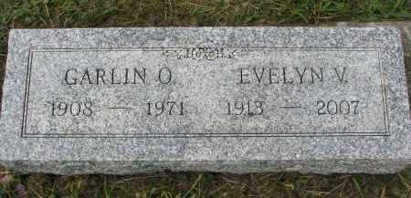 JENSEN, EVELYN V. - Clay County, South Dakota | EVELYN V. JENSEN - South Dakota Gravestone Photos