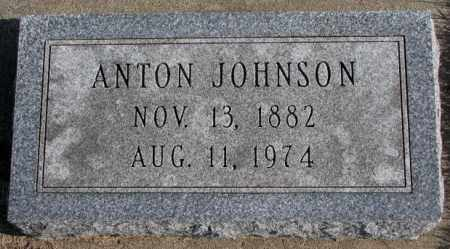 JOHNSON, ANTON - Clay County, South Dakota | ANTON JOHNSON - South Dakota Gravestone Photos