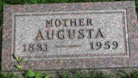 JOHNSON, AUGUSTA - Clay County, South Dakota | AUGUSTA JOHNSON - South Dakota Gravestone Photos