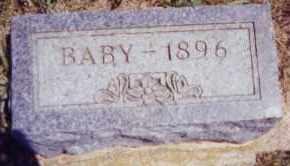 JOHNSON, BABY - Clay County, South Dakota   BABY JOHNSON - South Dakota Gravestone Photos