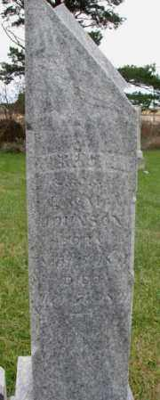 JOHNSON, CLARENCE ? - Clay County, South Dakota   CLARENCE ? JOHNSON - South Dakota Gravestone Photos