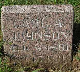 JOHNSON, CARL A. - Clay County, South Dakota | CARL A. JOHNSON - South Dakota Gravestone Photos