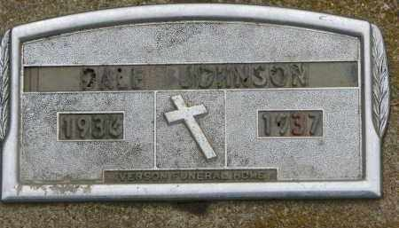 JOHNSON, DALE - Clay County, South Dakota | DALE JOHNSON - South Dakota Gravestone Photos