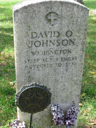 JOHNSON, DAVID O. - Clay County, South Dakota | DAVID O. JOHNSON - South Dakota Gravestone Photos