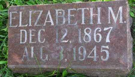 JOHNSON, ELIZABETH M. - Clay County, South Dakota | ELIZABETH M. JOHNSON - South Dakota Gravestone Photos