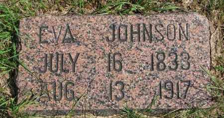 JOHNSON, EVA - Clay County, South Dakota | EVA JOHNSON - South Dakota Gravestone Photos