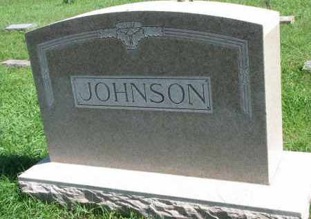 JOHNSON, FAMILY STONE - Clay County, South Dakota | FAMILY STONE JOHNSON - South Dakota Gravestone Photos