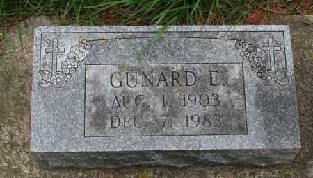JOHNSON, GUNARD E. - Clay County, South Dakota | GUNARD E. JOHNSON - South Dakota Gravestone Photos