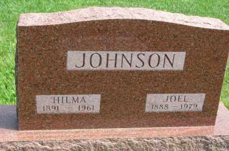 JOHNSON, JOEL - Clay County, South Dakota | JOEL JOHNSON - South Dakota Gravestone Photos