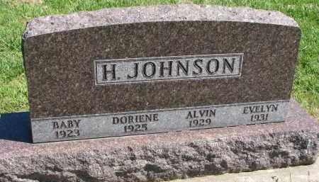 JOHNSON, BABY - Clay County, South Dakota | BABY JOHNSON - South Dakota Gravestone Photos