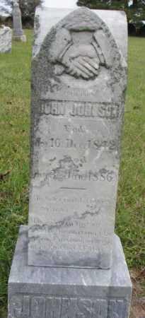 JOHNSON, JOHN - Clay County, South Dakota | JOHN JOHNSON - South Dakota Gravestone Photos
