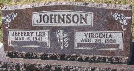 JOHNSON, JEFFERY LEE - Clay County, South Dakota | JEFFERY LEE JOHNSON - South Dakota Gravestone Photos