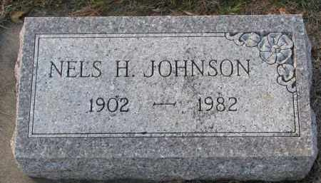 JOHNSON, NELS H. - Clay County, South Dakota | NELS H. JOHNSON - South Dakota Gravestone Photos