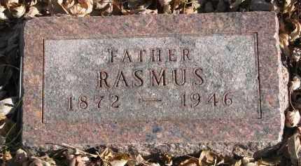 JOHNSON, RASMUS - Clay County, South Dakota | RASMUS JOHNSON - South Dakota Gravestone Photos