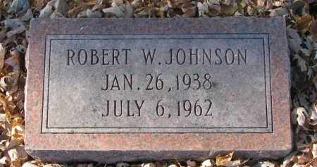 JOHNSON, ROBERT W. - Clay County, South Dakota | ROBERT W. JOHNSON - South Dakota Gravestone Photos
