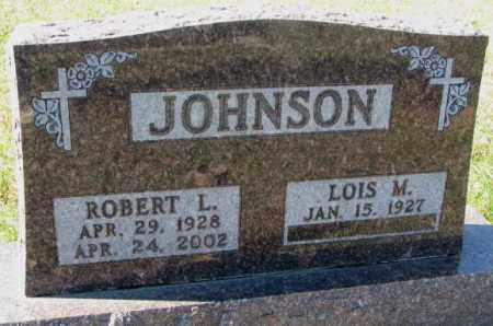 JOHNSON, LOIS M. - Clay County, South Dakota | LOIS M. JOHNSON - South Dakota Gravestone Photos