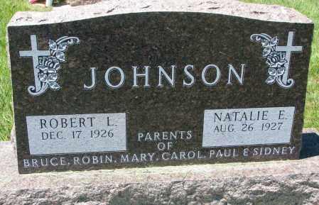 JOHNSON, ROBERT L. - Clay County, South Dakota | ROBERT L. JOHNSON - South Dakota Gravestone Photos
