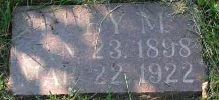 JOHNSON, RUBY M. - Clay County, South Dakota | RUBY M. JOHNSON - South Dakota Gravestone Photos