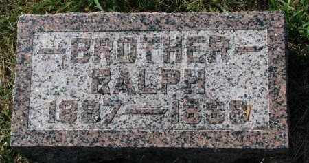 JOHNSON, RALPH - Clay County, South Dakota | RALPH JOHNSON - South Dakota Gravestone Photos