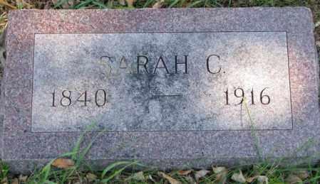 JOHNSON, SARAH C. - Clay County, South Dakota | SARAH C. JOHNSON - South Dakota Gravestone Photos