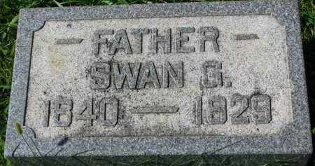 JOHNSON, SWAN G. - Clay County, South Dakota | SWAN G. JOHNSON - South Dakota Gravestone Photos