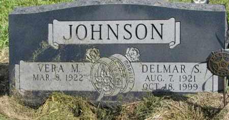 JOHNSON, VERA M. - Clay County, South Dakota | VERA M. JOHNSON - South Dakota Gravestone Photos