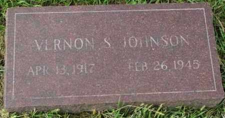JOHNSON, VERNON S. - Clay County, South Dakota | VERNON S. JOHNSON - South Dakota Gravestone Photos