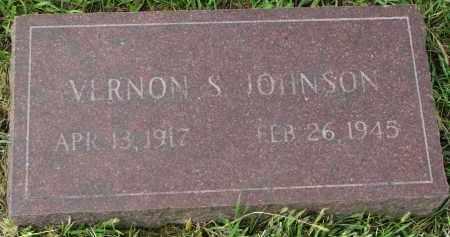 JOHNSON, VERNON S. - Clay County, South Dakota | VERNON S. JOHNSON - South Dakota Gravestone Photos