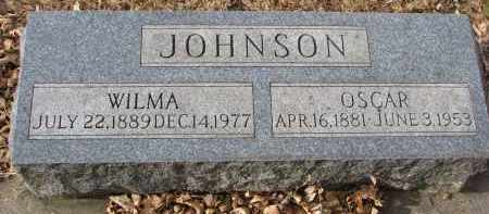 JOHNSON, OSCAR - Clay County, South Dakota | OSCAR JOHNSON - South Dakota Gravestone Photos