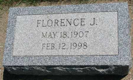 KAEBERLE, FLORENCE J. - Clay County, South Dakota | FLORENCE J. KAEBERLE - South Dakota Gravestone Photos