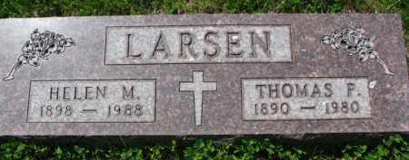 LARSEN, THOMAS P. - Clay County, South Dakota | THOMAS P. LARSEN - South Dakota Gravestone Photos