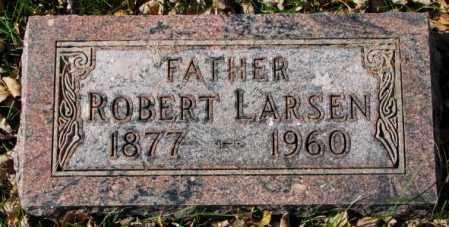 LARSEN, ROBERT - Clay County, South Dakota | ROBERT LARSEN - South Dakota Gravestone Photos
